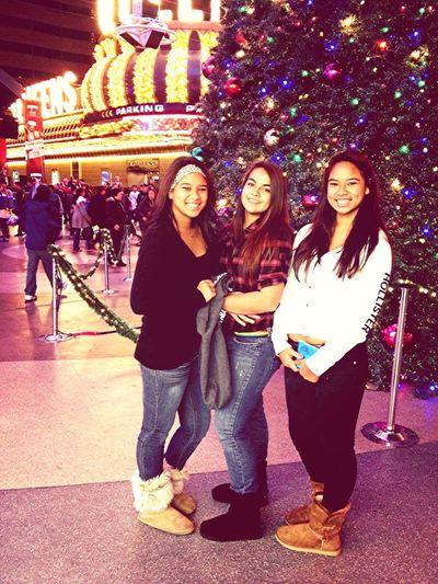 Vegas lightss