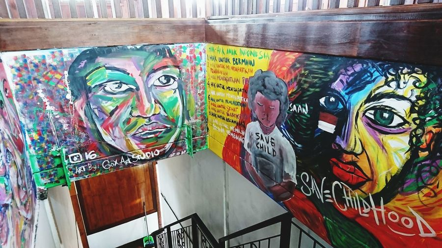 Indonesia Bendera Merah Putih Mural Art Picture #GoxArtStudio House of 1000 mirrors Bangka Sony INDONESIA Bendera Merah Putih Mural Art Picture Bangka House Of 1000 Mirrors Sony GoxArtStudio Graffiti Art And Craft Close-up ArtWork Representation Modern Art Carving Acrylic Painting Fine Art Painting Oil Painting Oil Paint Brush Stroke Drawing Mural Female Likeness Spray Paint Male Likeness Human Representation Sculpture Statue Virgin Mary