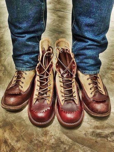 Boots Wesco Boot Vintage Manstyle Samuraisiamshop BangkokMarket Japanstyle
