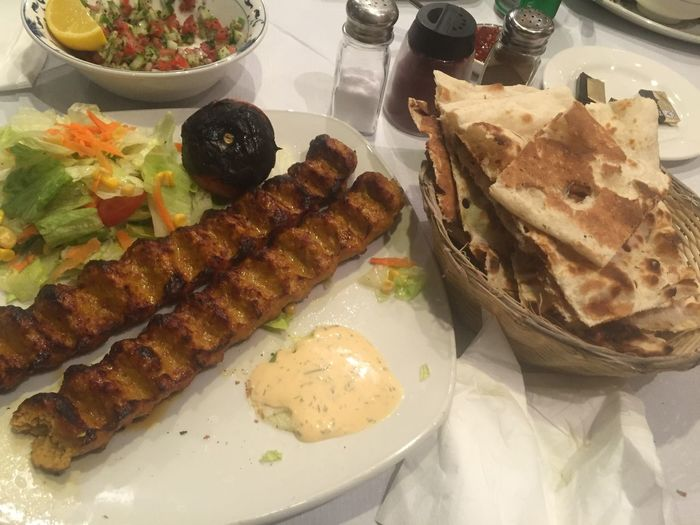 Molana Persian Restaurent London Ealing Yummy Food Lamb Eat Cool