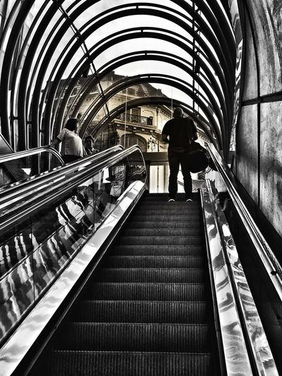 The Architect - 2016 EyeEm Awards Metrobil