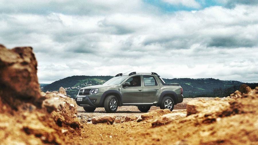 D Dac Offroad Oroc Outdoors Pick-up Truck Renaul