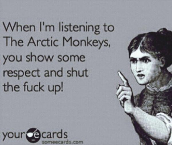 Arctic Monkeys Respect