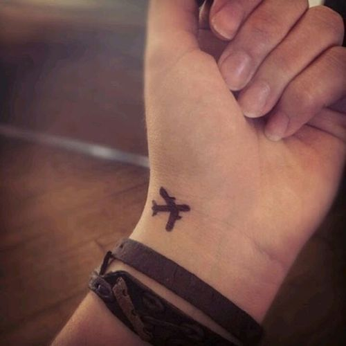 I Want This Tattoo! Tattoo IWant Airplane