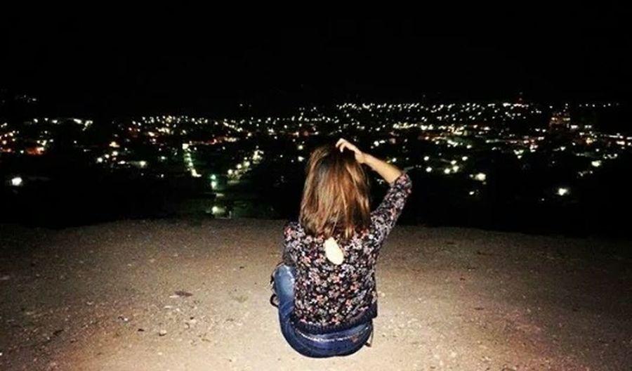 Night Illuminated Guatemala City Esquipulas Chiquimula Nature