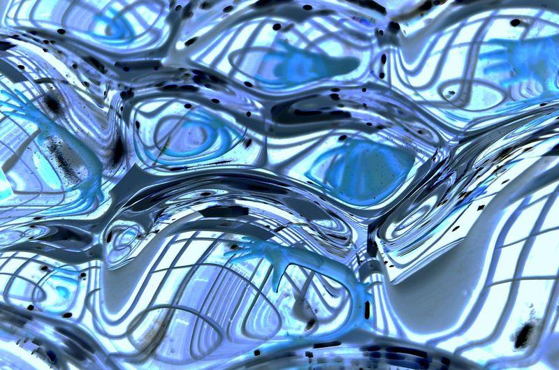 Color Palette Bluewave Colorful Blue Blue Wave Mirrow Efect Mirror Reflection Colorsofberlin Colorsofeyeem Bluevarition Berliner Ansichten Creativity