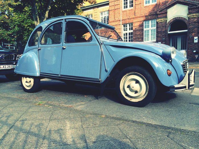 2cv Vintage Cars Ente