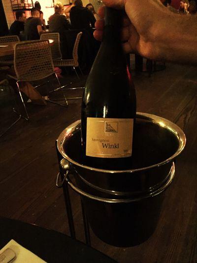 Sauvignon Winkl zur Belohnung ❤️ Terlan