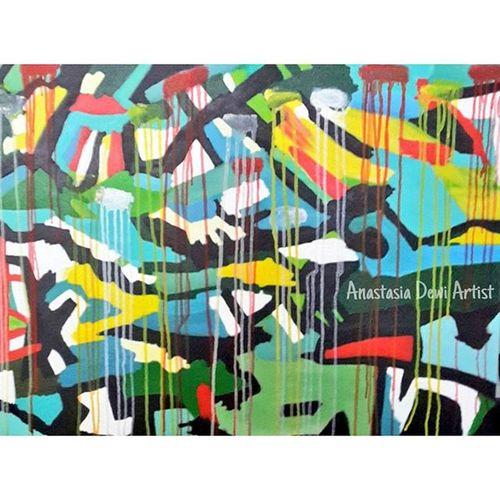FL⚫⚪W Art Arte Kunst Artist Artists ArtWork Painting Painter Paint Abstract Abstractart Abstractpainting Abstractexpressionism Contemporary Contemporaryart Artistic WorkOfArt Followart Acrylic Acrylicpainting  Color Colors Instaart Instaartist Instaartistic On Canvas 80 x 60 cm 🎨🎨
