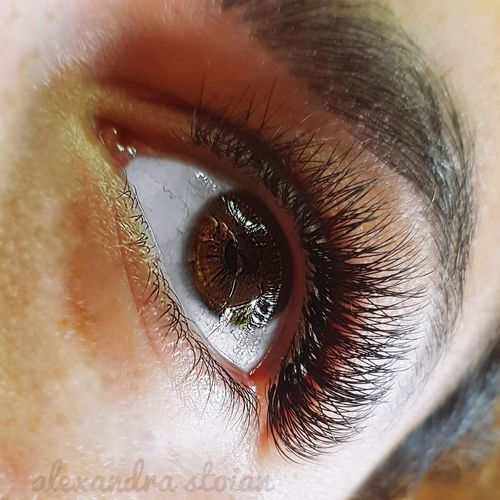 Eyes Lashes Lashextensions 3dlashes 3dlash Mywork Love My Job Lashes Eyeball Eyelash Eyesight Human Eye Sensory Perception Child Iris - Eye Portrait Looking At Camera Close-up Eye Color Brown Eyes Iris Eye