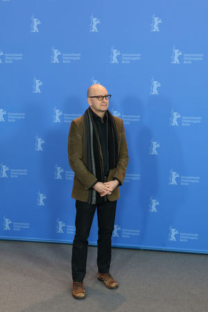 Berlin, Germany - February 21, 2018: American film director Steven Soderbergh pose at the 'Unsane' photo call during the 68th Berlinale Film Festival 2018 Fame Famous Film Festival Photocall Arts Culture And Entertainment Berlinale Berlinale 2018 Berlinale2018 Entertainment Film Industry Mass Media Photo Call Popular Portrait Posing Press Conference Red Carpet Red Carpet Event Standing Steven Soderbergh