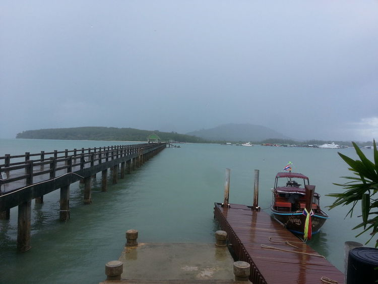 Adventure Nature No People Phuket Stormy Weather Thailand Tranquility Travel