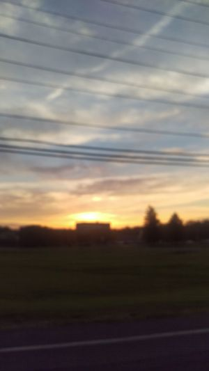 Sunset Scenics Outdoors Nature Landscape Beauty In Nature