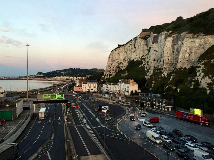 Dover Harbor England, UK Carpe Diem Citytrip IPhoneography Iphone6plus