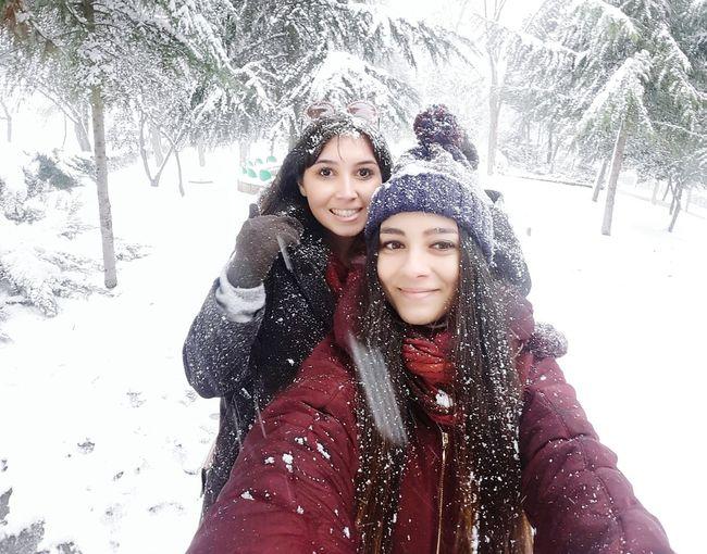 Atakoy Kar Kış Winter Snow Snowing