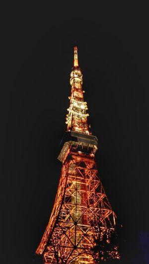 Tokyo Tower ...✨✨✨ Tokyo, Japan Tokyo Tower Night View Tokyo Tower Tokyo Tokyo Tower Night Photo Tokyo Tower 2018 2018