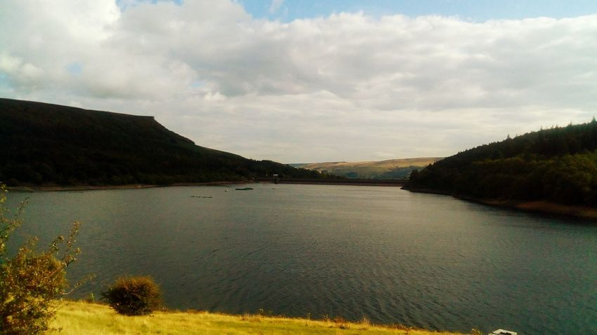The Week On EyeEm Peak District National Park Peak District Northern England Lake Landscape Mountain Outdoors Cloud - Sky No People Scenics Nature Beauty In Nature Tree Sky Day Ladybowerreservoir