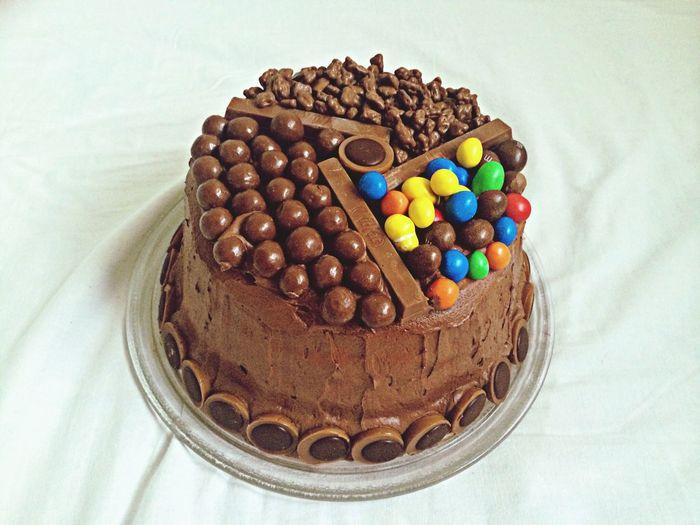 Made by me! Choclate Cake Yummi