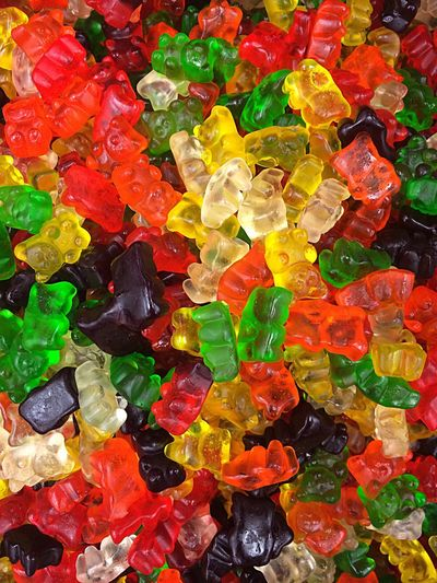Gummy Bears Candy Sweet Sweets Color Colors Gummybears Closeup