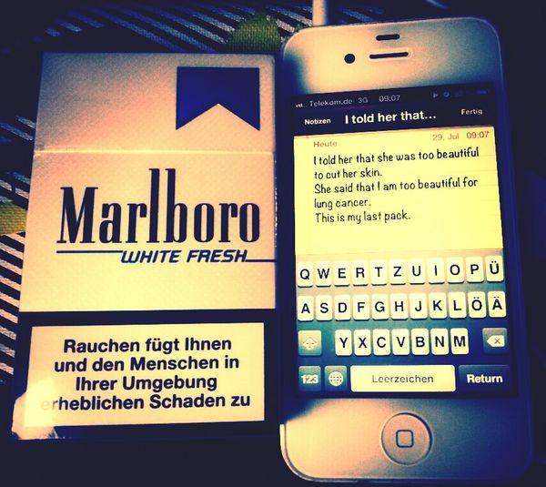 Dani Filter Cigarettes Stopped Smoking IlyE