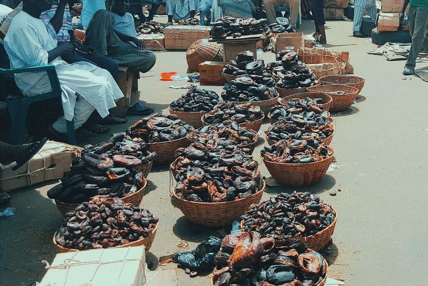 Merchandise Smoked Fish Merchant City People Photography Prosperity People_and_world Yola Nigeria Africa Day To Day