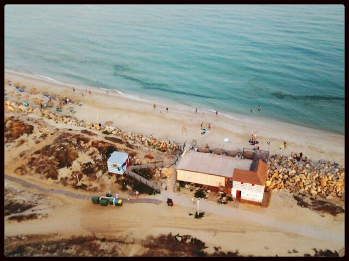 Foto de cima do farol.. I LOVE PHOTOGRAPHY Beach Life Eyeem Beach Shots EyeEm Nature Lover