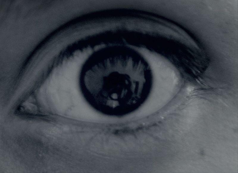 Eyes Photography Black & White