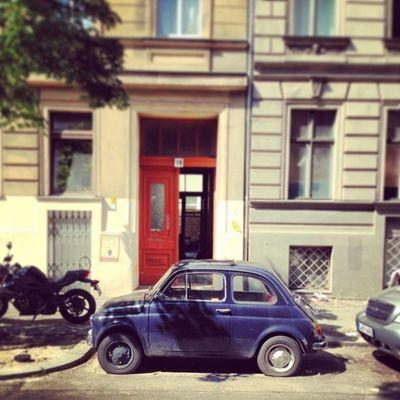 Meep Meep! Karre Fiat500 Oldtimer Fiat Classiccar Vintagecar Cinquecento Altekarrenbattle