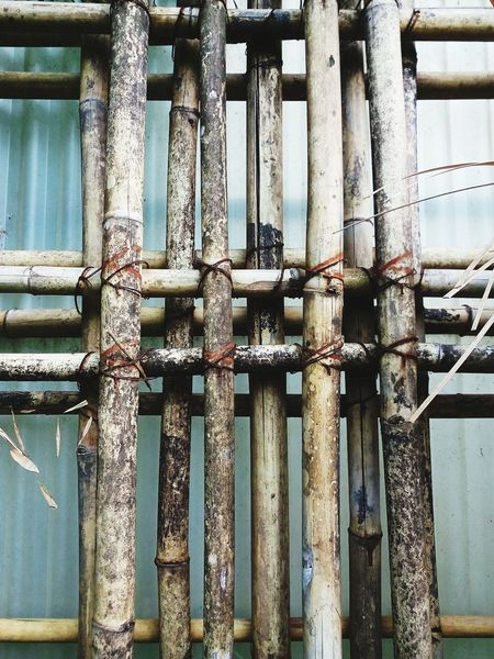 Built Structure Full Frame Close-up No People Architectural Column Architecture Pipe - Tube Day Outdoors Bamboo - Material Bamboo Frame Bamboo Metal Bamboo Tree Bamboodesign