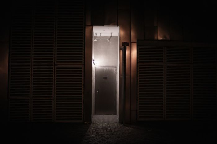 EyeEm Selects Door Indoors  No People Architecture Day unedited raw HongKong Hongkong Streets Tsuen Wan Nightphotography Nightshot Nightscape Bliss Darkness And Light Dark And Light Lines
