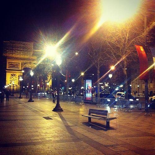 Paris ChampsElysees✌️