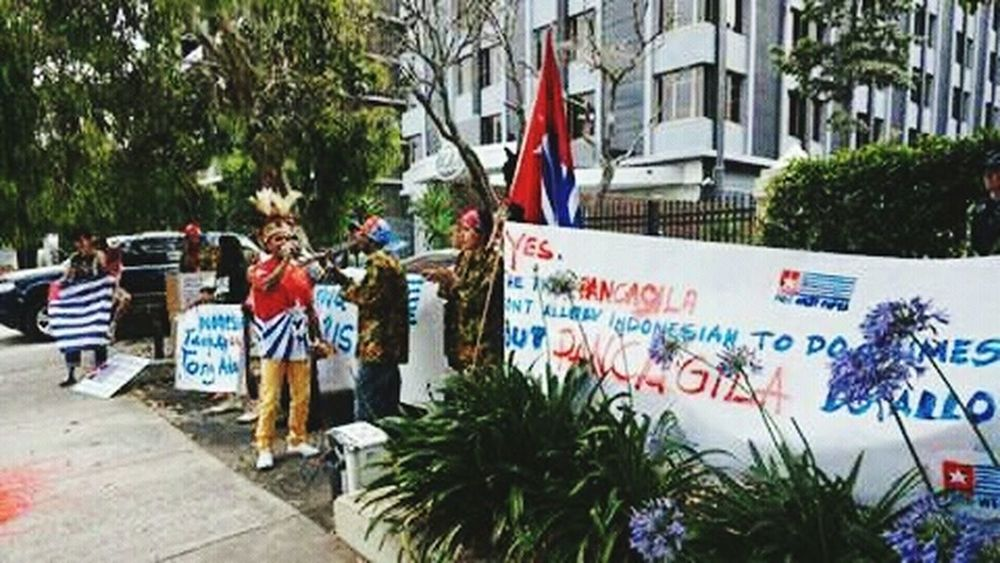 Real People Social Issues Countrylife West Papua People West Papua Politic Of Freedom West Papua Flag Papua Free Of Indonesia Colonial West Papua Want To Free Of Indonesia Colonial. Patriotism