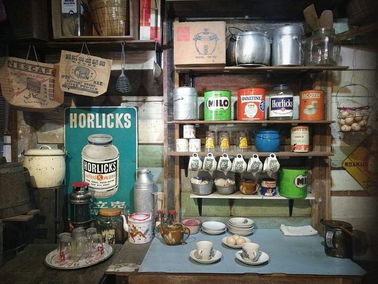 Vintage coffee shop Store Shelf Indoors  Eyemphotography EyeEm Gallery EyeEm Market © Eyeem Market EyeEm Vintage Photo Vintage Style Vintage Stuff Vintage Photography Vintagecafe Malaysia Oldschoolstyle