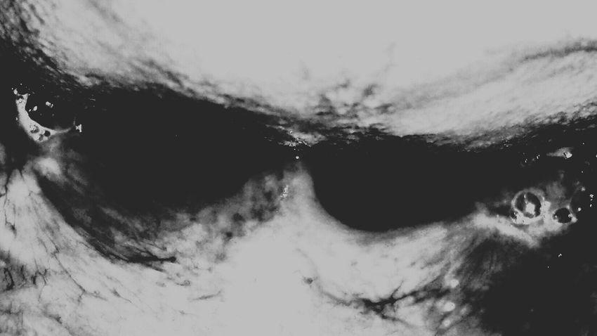 Sombras Black & White Negro