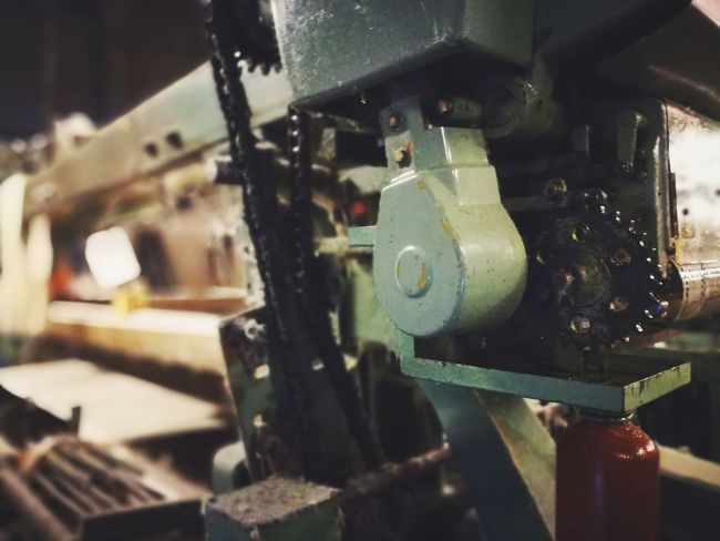 Textile Textile Machinery Industry Manufacturing Equipment Textile Production Factory Photo