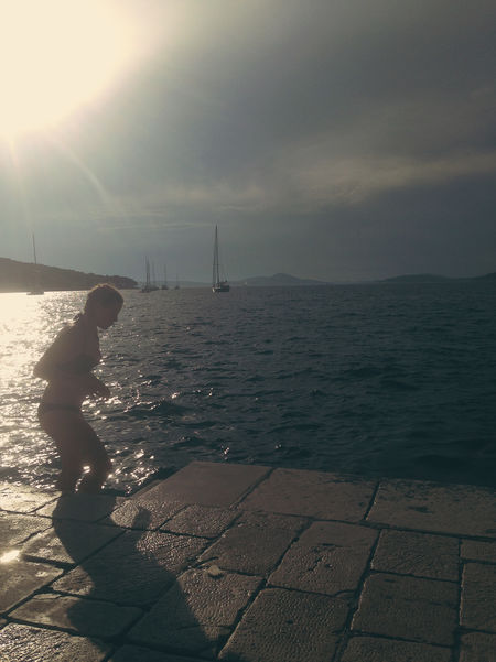 Summertime on Zlarin Activities Adriatic Sea Croatia Croatia ♡ EyeEm EyeEm Best Shots Island Lifestyles Scenics Sea Sky Summer Summertime Sun Sunbeam Sunlight Sunny Sunset Swim The Week Of Eyeem Travel Travel Destinations Travel Photography Water Zlarin