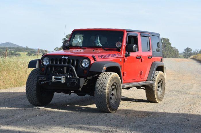 Jeep Jeep Wrangler  Jeeping Jeep Wrangler JK