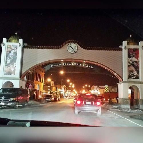 Feel like I'm in Tijuana with a mix of HuntingtonPark ... . Exploring Illinois Littlevillage SouthSideChicago