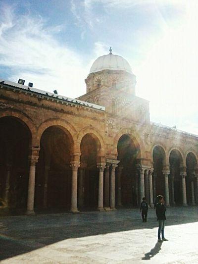 Mosquée Zitouna Tunis