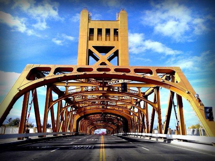 Sacramento Bridge