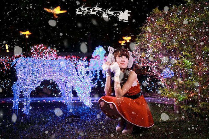 X'mas Canon 6D Kaohsiung Dream-mall 高雄 統一夢時代 Taiwan