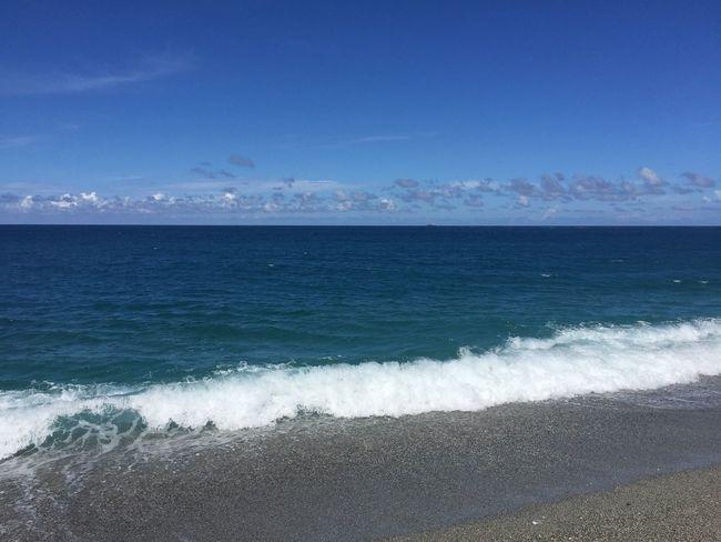 Taiwan Nature 七星潭 Qixingtan Beach Chihsingtan Pacific Ocean Beach Bay Nofilter Hualien