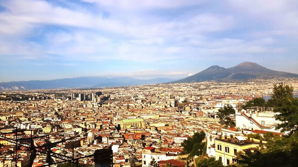 Napoli Italy Naples Is Wonderful EyeEm Italy Italy Holidays Enjoying The Sun Walking Around Getting In Touch Beautiful Day Landscape_photography