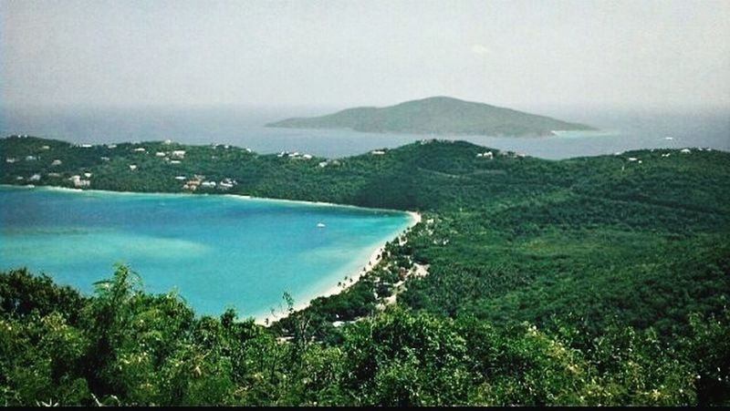 one of the most beautiful places on earth. Stthomas Carribean