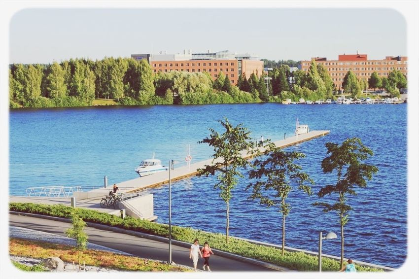 A nice place to hang out. Tampere