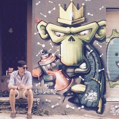 Kingkong  Highero Hello World Summer ☀ Coolphoto Street Fashion Check This Out Cheese!