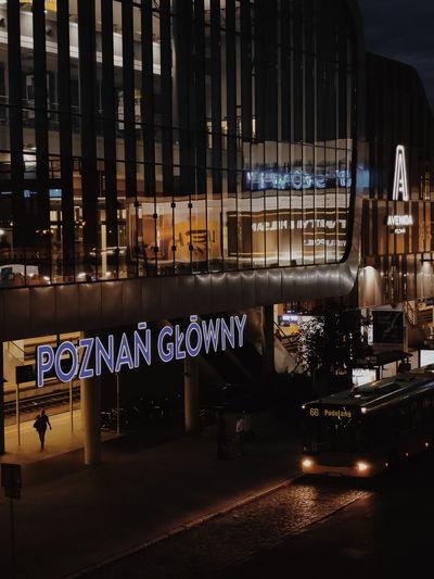 Poznań Main