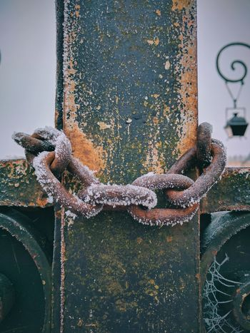 Shootermag Close-up No People Outdoors Vaux Le Vicomte TheMinimals (less Edit Juxt Photography) Castle Freezing ❄ Rust Rusty Metal Shootermag_france Minimalism Vscocam VSCO Vscogood Vaux Le Vicomte