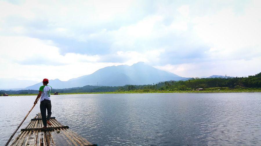 One beautifull day at bagendit ... Relaxing Explore Indonesia ExploreGarut Lake View Nature