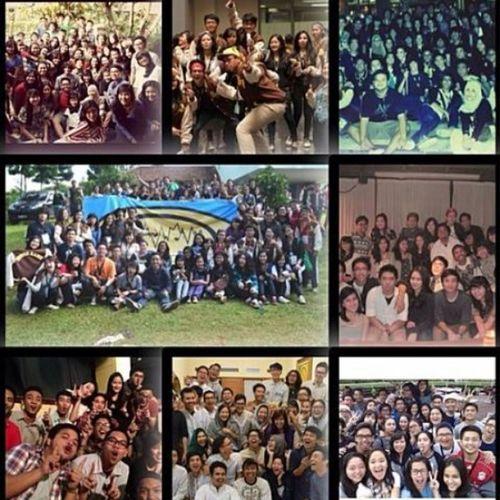 Selamat tahun yang kedua kesayangankuuu!! BVoice2011 KIW ! Family Bestfriendever